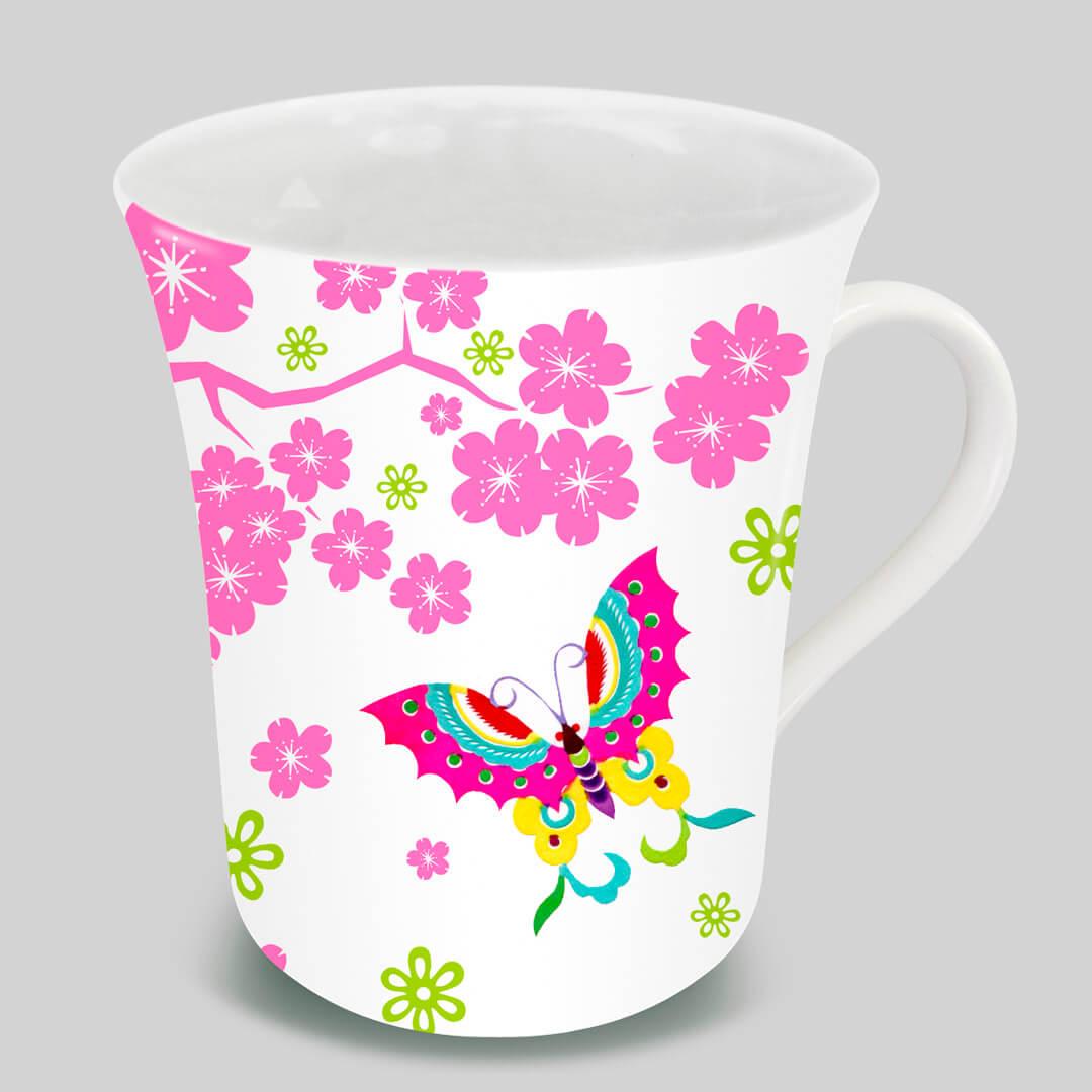 Becher-Butterfly